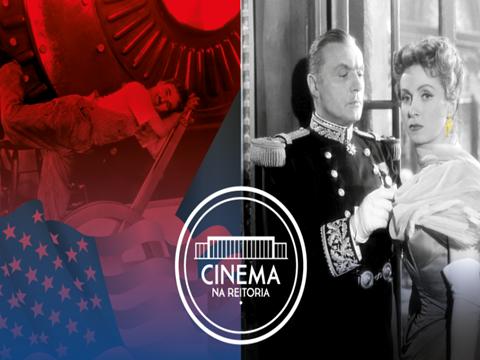 """Ciclo de Cinema """"América, América, Para Onde Vais?"""" na Reitoria da Universidade de Lisboa"""