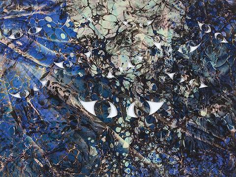 Exposição EBRU UYGUN - Exposição da artista turca Ebru Uygun