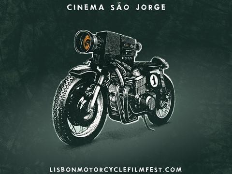 Lisbon Motorcycle Film Fest - Motos e Cinema animam Festas de Lisboa em 2016