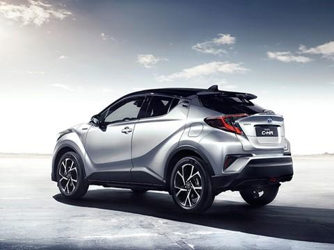 Toyota inicia vendas do C-HR com pré-vendas a excederem expectativas