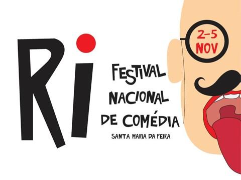 2ª edição do Ri – Festival Nacional de Comédia em Santa Maria da Feira