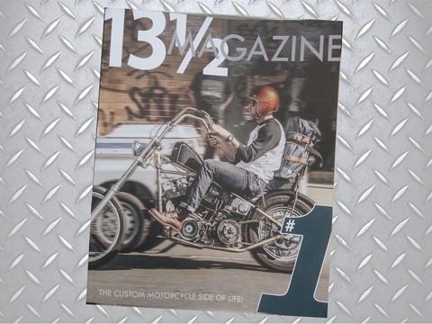 Revista 13 e meio já disponível na ADVSpirit