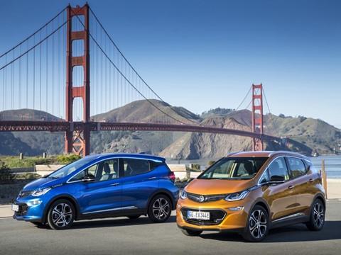 Elétrico por excelência: Opel Ampera-e destaca-se com alta tecnologia