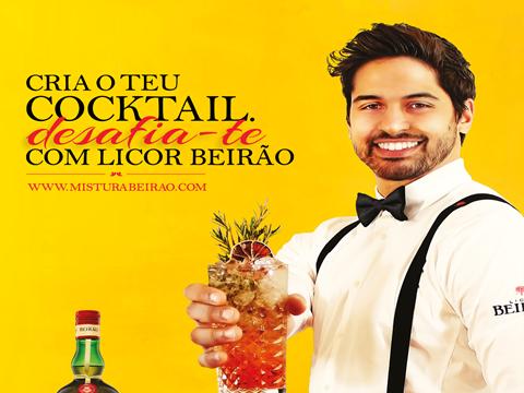 Licor Beirão desafia barmen a criar cocktails
