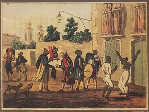 Navegar é preciso: migrações musicais entre a África lusófona, a América brasileira e a Europa portuguesa  - Biblioteca Orlando Ribeiro