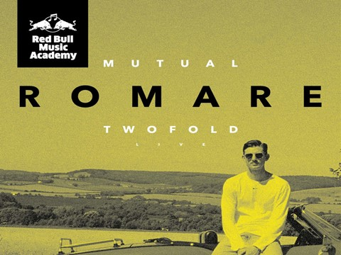 Red Bull Music Academy apresenta MUTUAL, Romare e Twofold no MusicBox Lisboa