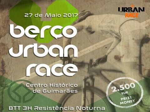 Inscrições abertas para a Berço Urbano Race (3 Horas de resistência BTT)