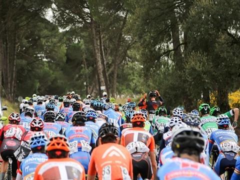 Sub-23 e juniores pedalam juntos na Volta às Terras de Santa Maria