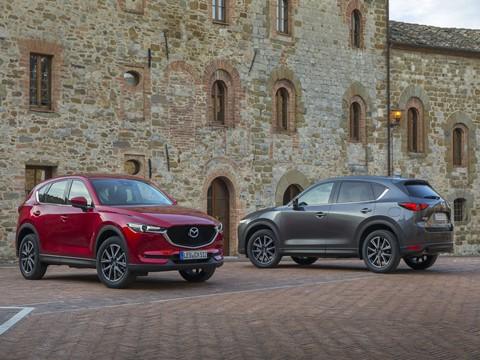 Auto News: Novo Mazda CX-5 em avaliação dinâmica