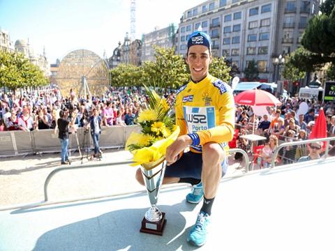 Rafael Reis acelera no comando do Ranking Ciclista do Ano