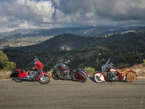 Indian Motorcycles apresenta a sua gama de 2017