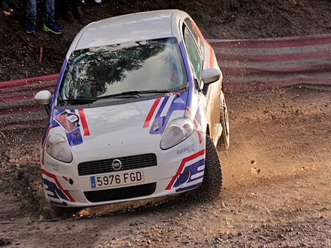 Rallye Serras de Fafe: Manuel Pinto forçado a abandonar a prova