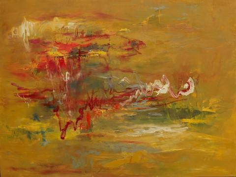 Exposição WEI XIONG - Exposição de Pintura da Artista Wei Xiong