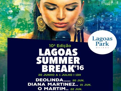 Lagoas Summer Break: 10 concertos à hora de almoço em Oeiras