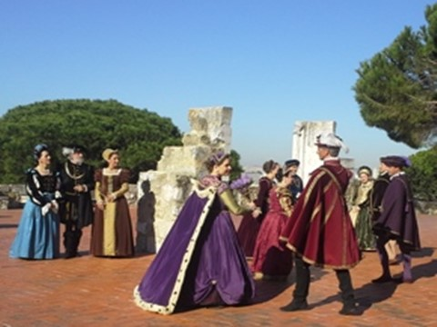 Domingos em Família no Castelo de S. Jorge: Século XVI - Tempo de Mulheres - Mulheres do Seu tempo