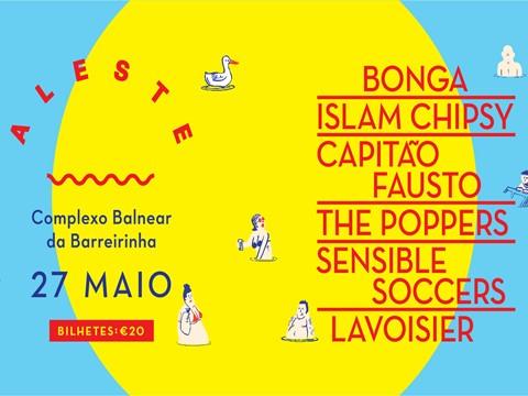 Festival Aleste 2017 no Funchal