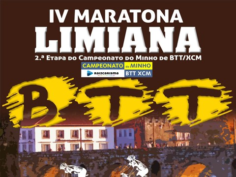 Campeonato do Minho de BTT XCM - Raiz Carisma - Maratona Limiana