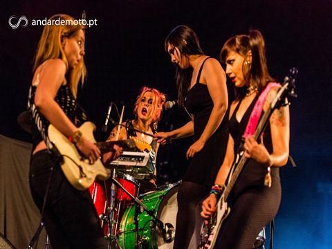 23ª Concentração de Góis 2016 - os concertos