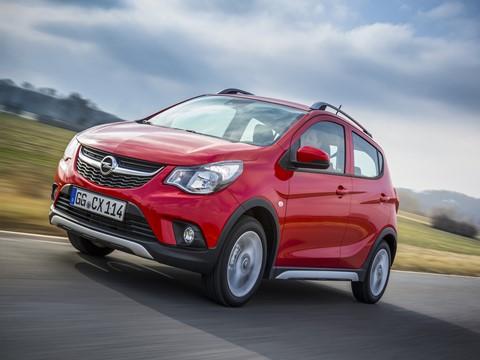 Opel Karl Rocks em maio com preços a partir de 13.240 euros