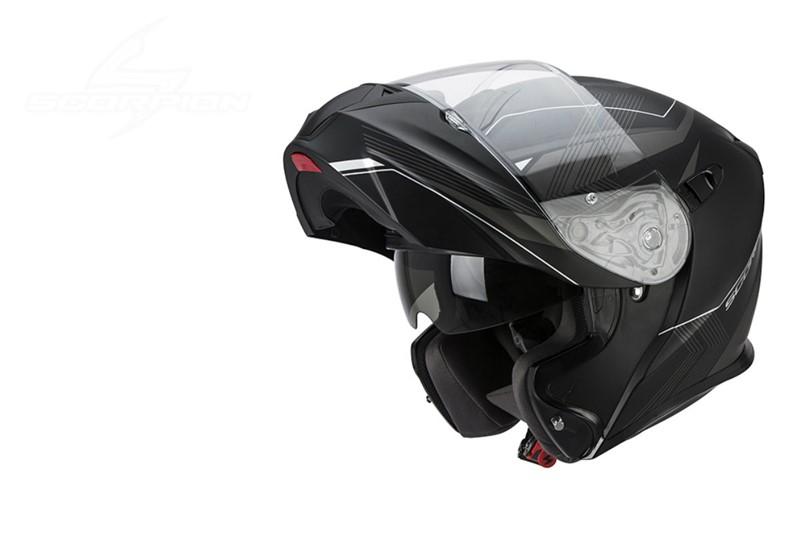 capacete de motociclismo scorpion exo 920 motonews. Black Bedroom Furniture Sets. Home Design Ideas