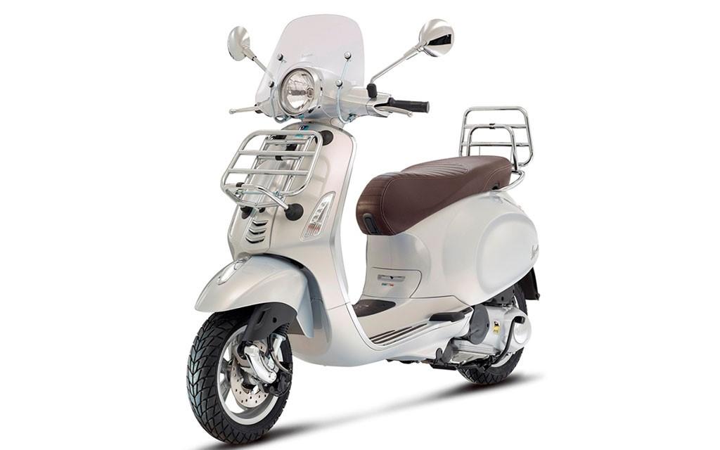 vespa primavera 50 4t touring scooter