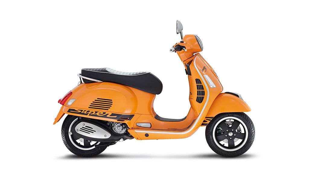 vespa gts 125 super sport abs scooter gama 125cc lombas e curvas. Black Bedroom Furniture Sets. Home Design Ideas
