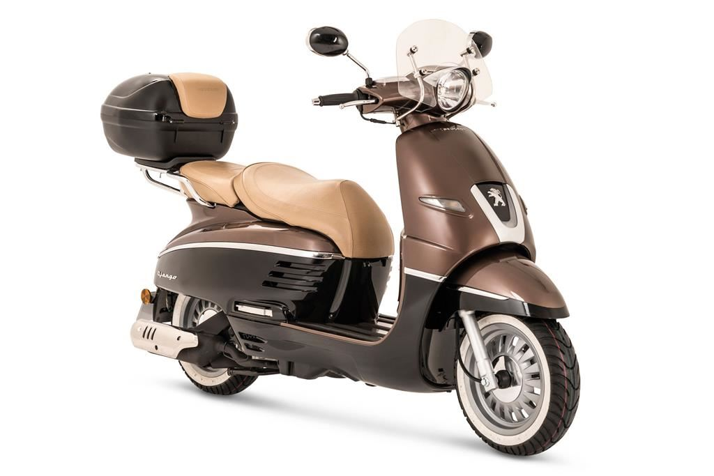 peugeot django 125 allure scooter 125cc andar de moto. Black Bedroom Furniture Sets. Home Design Ideas