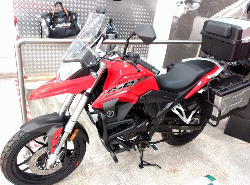 vortex rx1 125 trail moto usada pre o p17696 consensual motas andar de moto. Black Bedroom Furniture Sets. Home Design Ideas