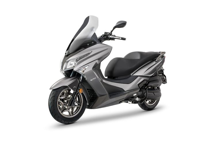 kymco grand dink 125 abs scooter scooters 125 andar de moto. Black Bedroom Furniture Sets. Home Design Ideas
