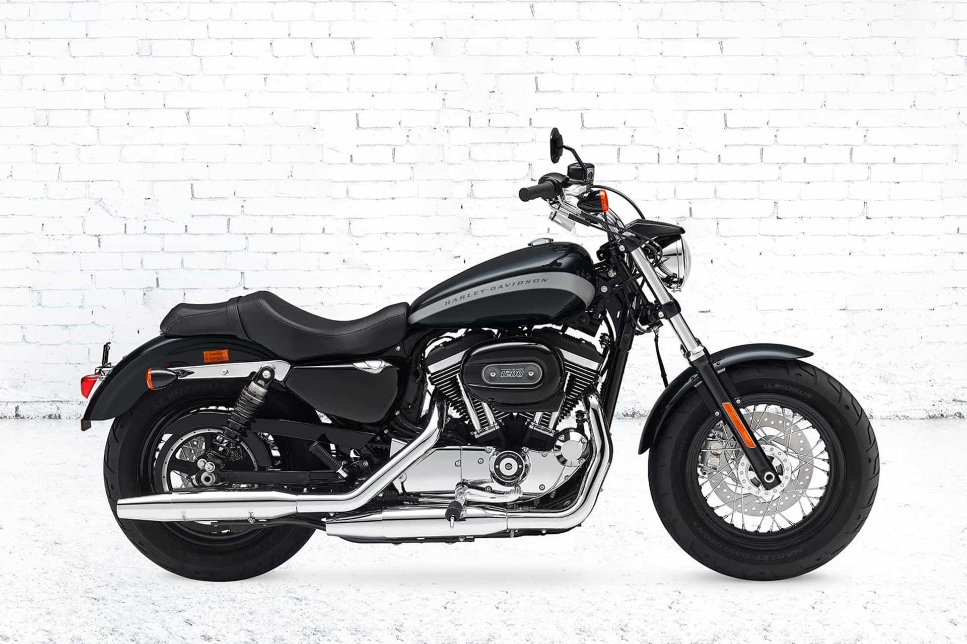 harley davidson 1200 custom moto sportster andar de moto. Black Bedroom Furniture Sets. Home Design Ideas