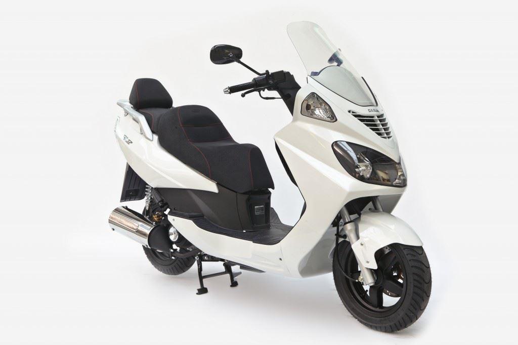 daelim s2 125 fi scooter scooters andar de moto. Black Bedroom Furniture Sets. Home Design Ideas