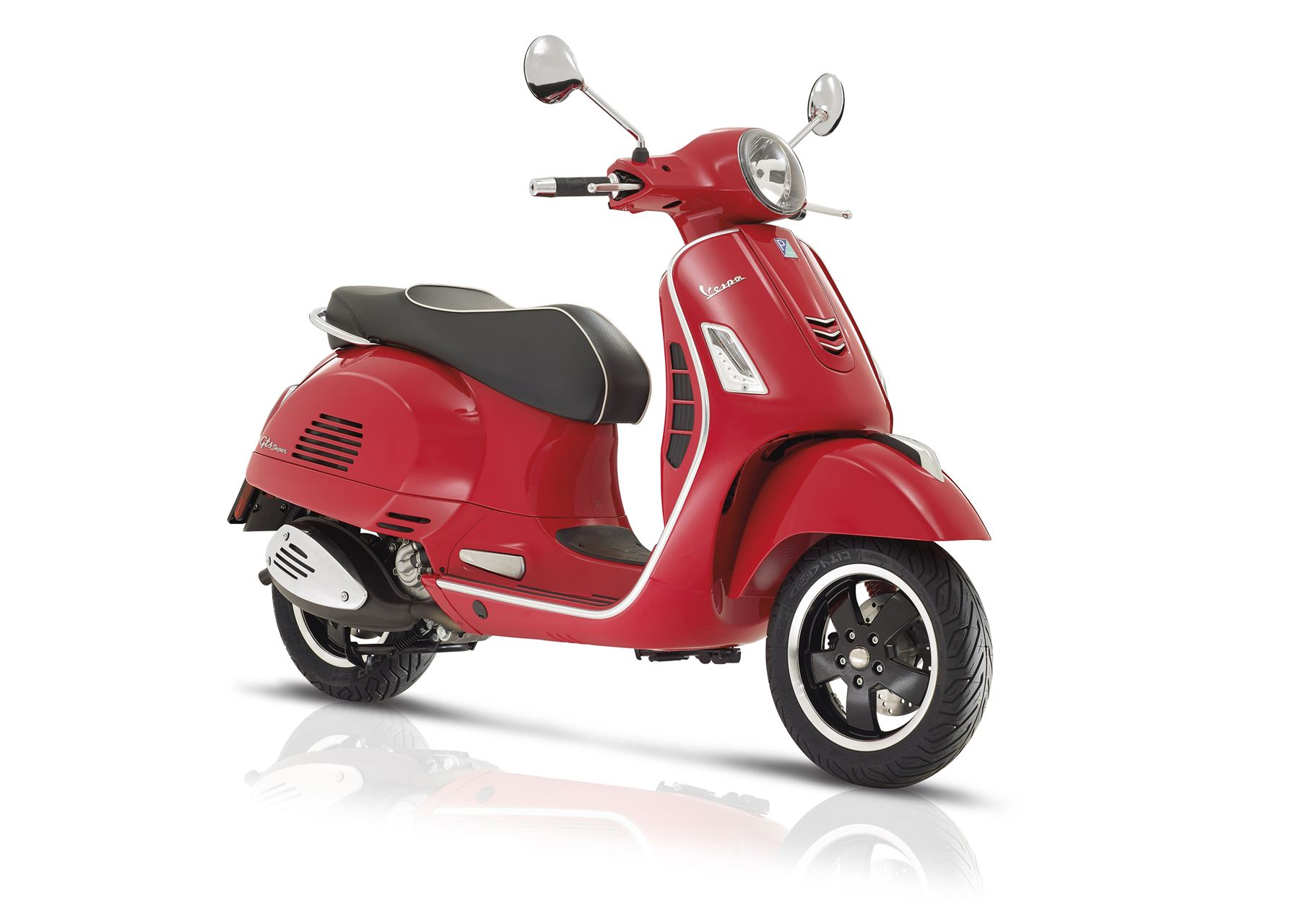vespa gts 125 super scooter gama 125cc lombas e curvas. Black Bedroom Furniture Sets. Home Design Ideas