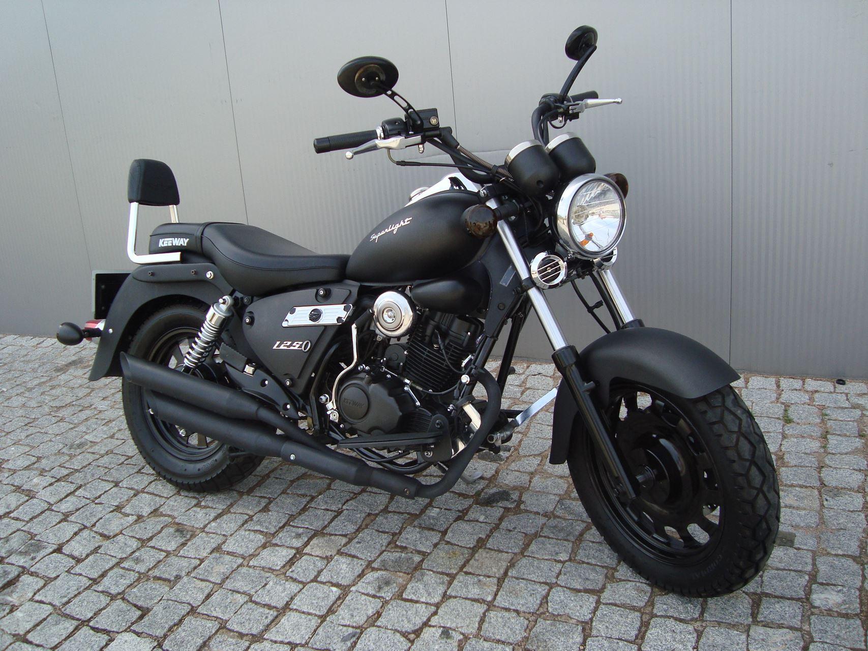 keeway superlight 125 moto usada pre o p17695 motocastelo andar de moto. Black Bedroom Furniture Sets. Home Design Ideas