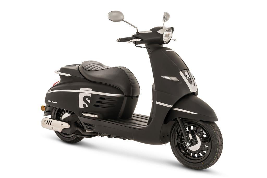 peugeot django 125 sport scooter 125cc andar de moto. Black Bedroom Furniture Sets. Home Design Ideas