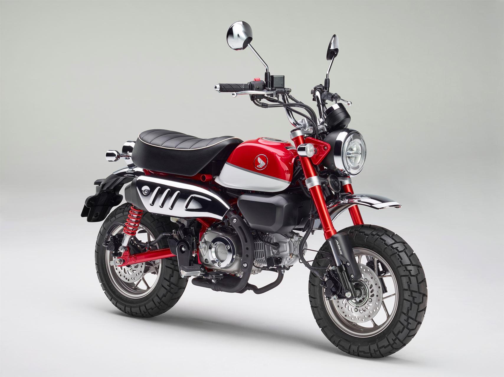 honda monkey 2018 moto motos 125cc andar de moto. Black Bedroom Furniture Sets. Home Design Ideas