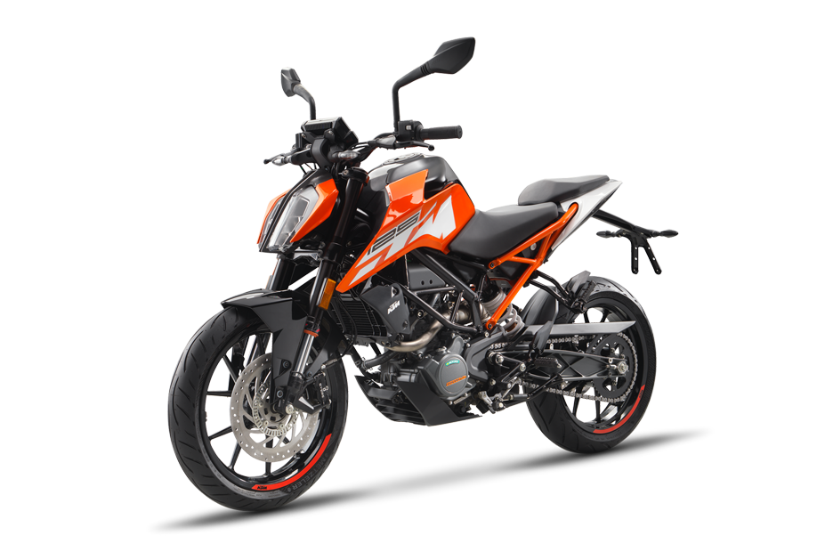 ktm 125 duke moto naked bike cais motor. Black Bedroom Furniture Sets. Home Design Ideas