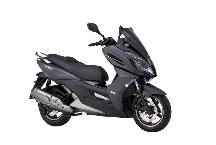 kymco k xct 125i scooter scooters 125 andar de moto. Black Bedroom Furniture Sets. Home Design Ideas