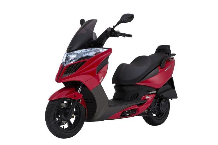 kymco yager gt 125i scooter scooters 125 lismotor. Black Bedroom Furniture Sets. Home Design Ideas