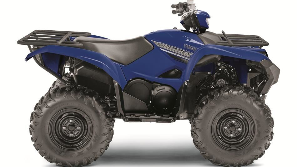 Yamaha grizzly 700 eps eps se atv moto 4 andar de moto for Yamaha kodiak 700 top speed