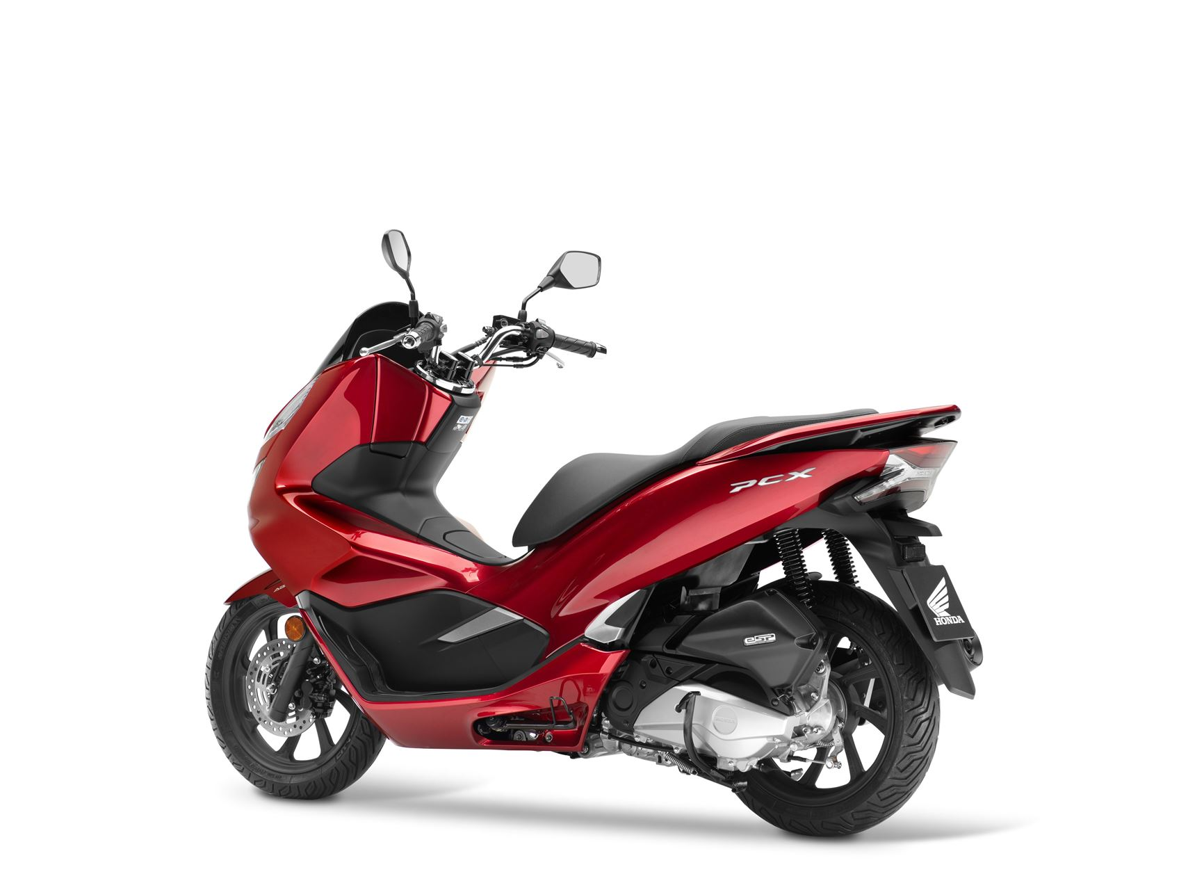 honda pcx125 2018 scooter scooters andar de moto. Black Bedroom Furniture Sets. Home Design Ideas