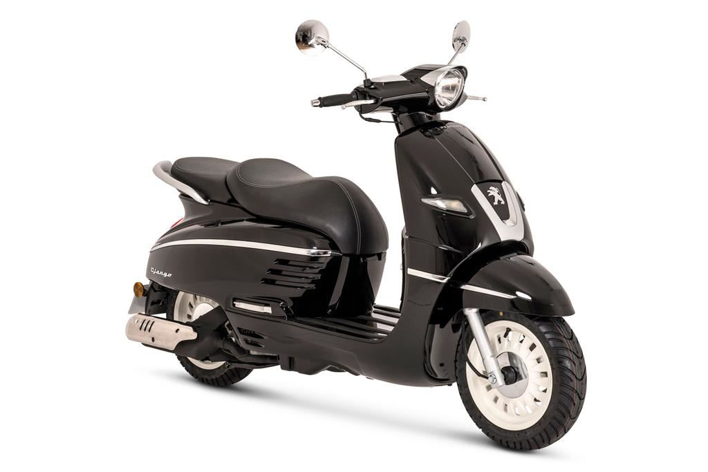 peugeot django 125 heritage scooter 125cc andar de moto. Black Bedroom Furniture Sets. Home Design Ideas