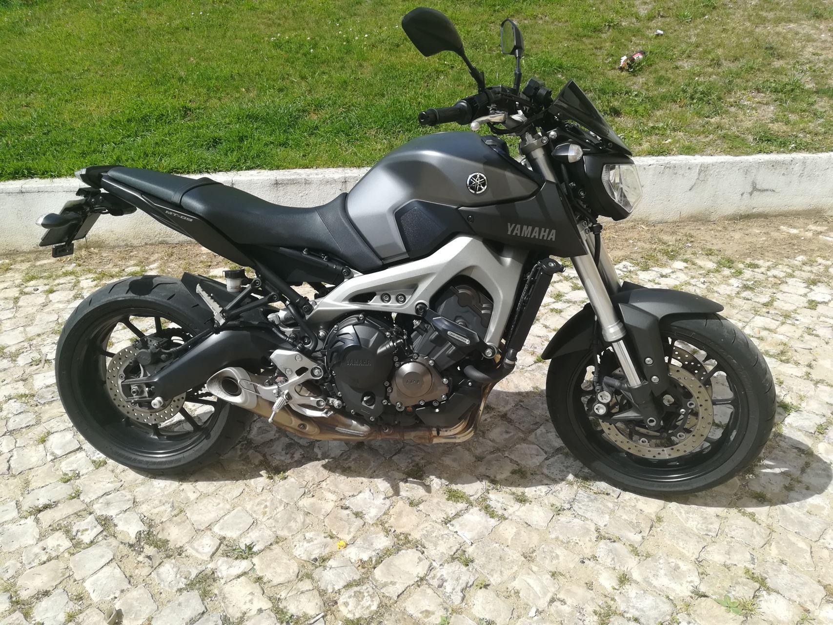yamaha mt 09 moto usada pre o p17025 motobelas andar de moto. Black Bedroom Furniture Sets. Home Design Ideas