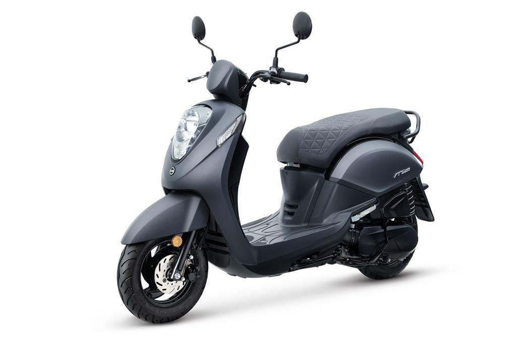sym mio 115 scooter motociclos a1 andar de moto. Black Bedroom Furniture Sets. Home Design Ideas