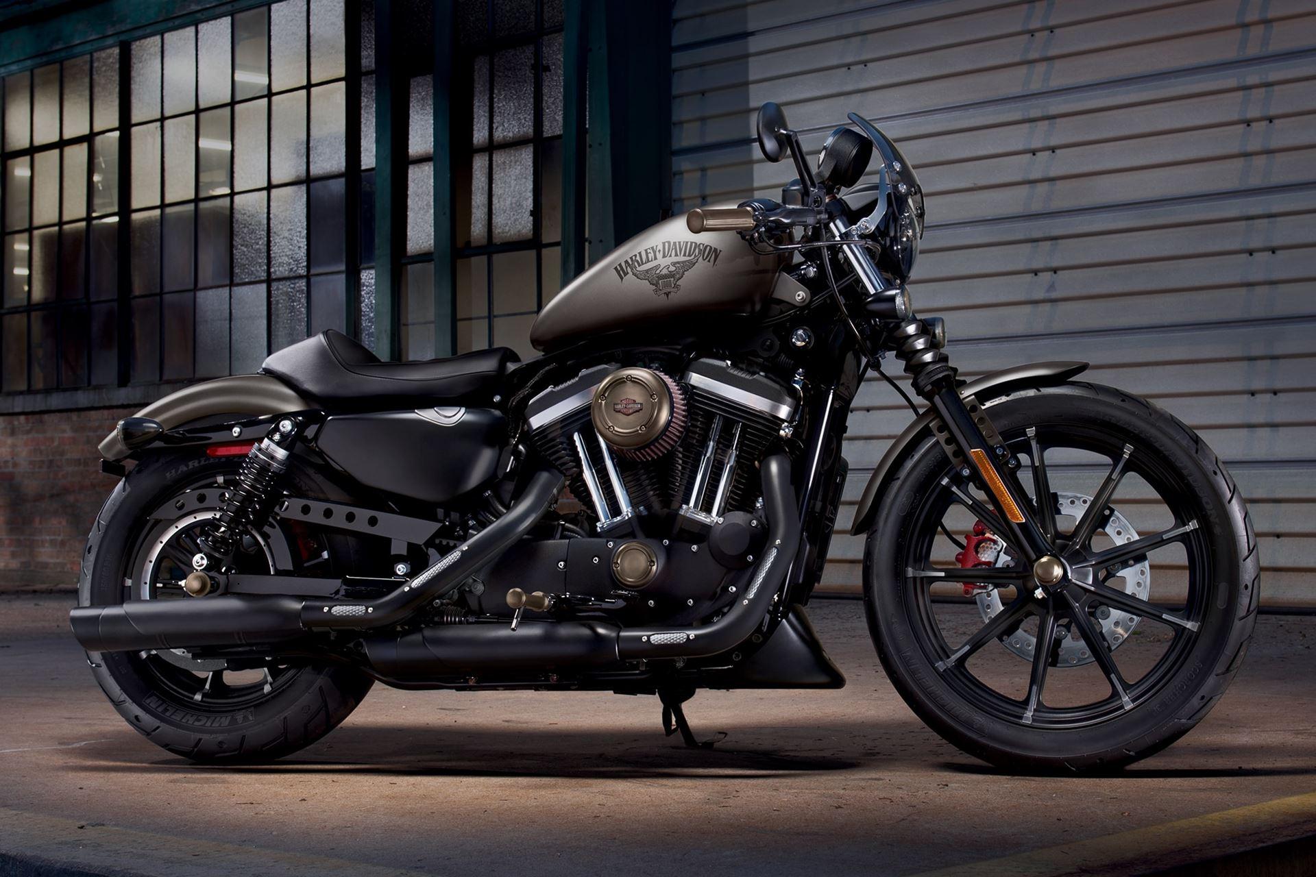 Fotos De Harley Davidson Iron