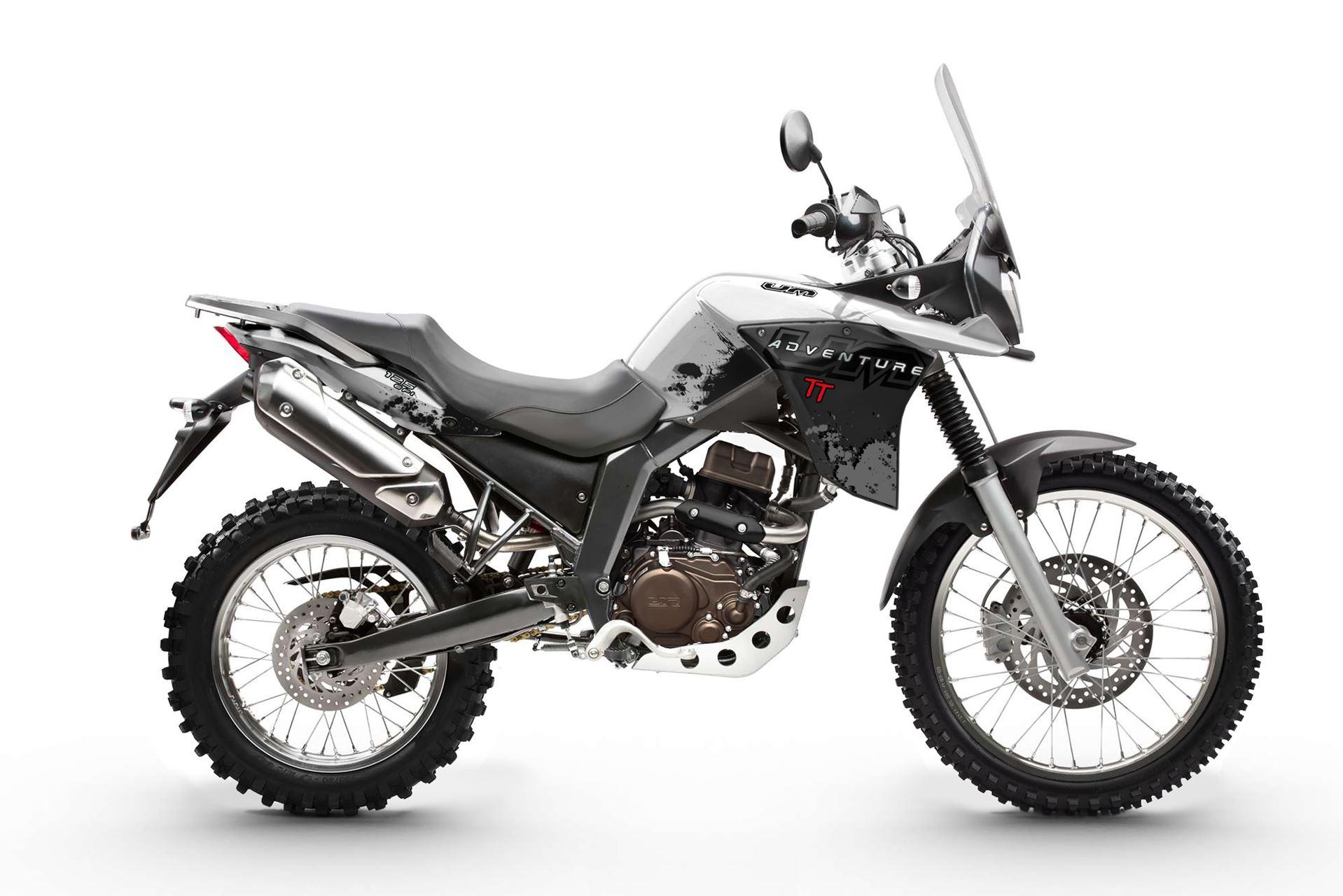 um dsr adventure tt moto dual purpose andar de moto. Black Bedroom Furniture Sets. Home Design Ideas