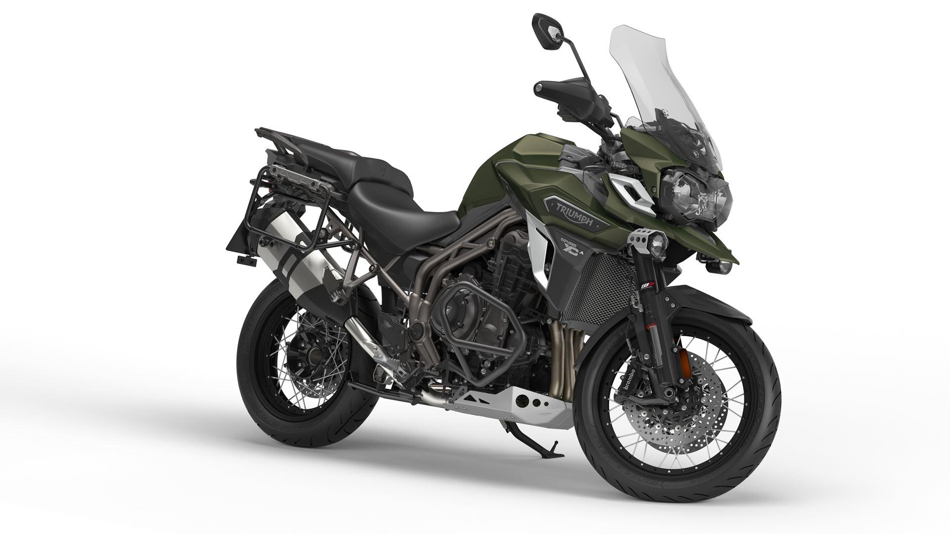 triumph tiger explorer 1200 xca moto adventure andar. Black Bedroom Furniture Sets. Home Design Ideas