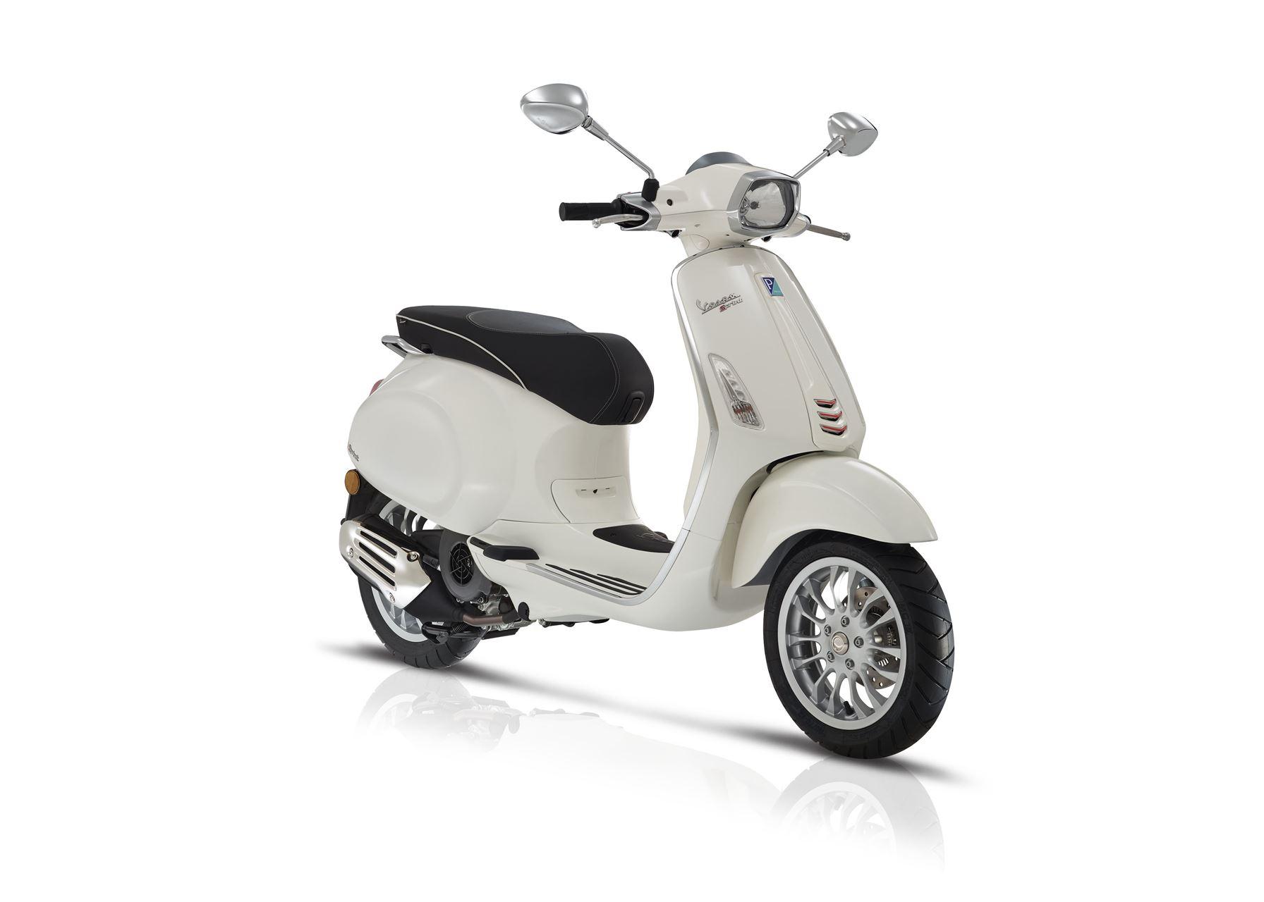 vespa sprint 125 scooter gama 125cc andar de moto. Black Bedroom Furniture Sets. Home Design Ideas