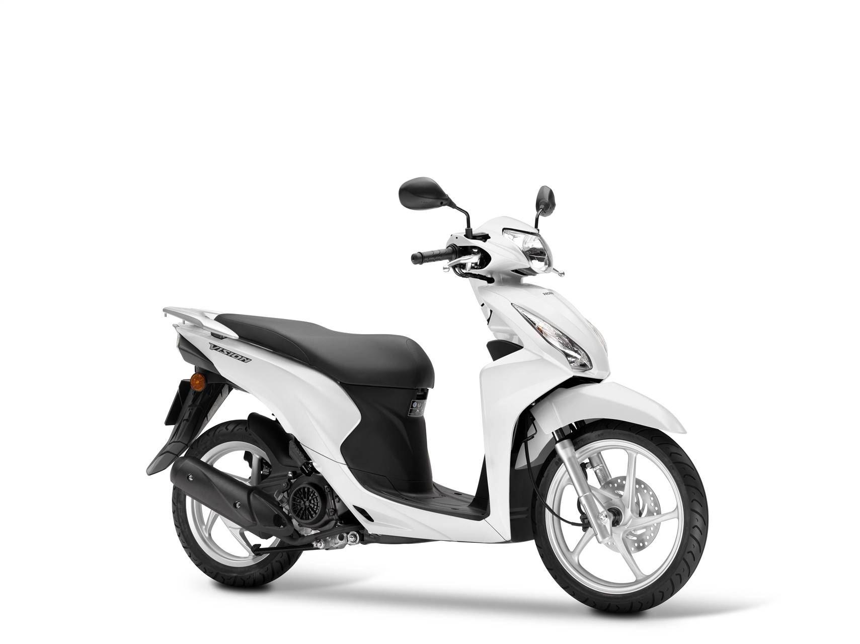 honda vision 110 scooter scooters andar de moto. Black Bedroom Furniture Sets. Home Design Ideas