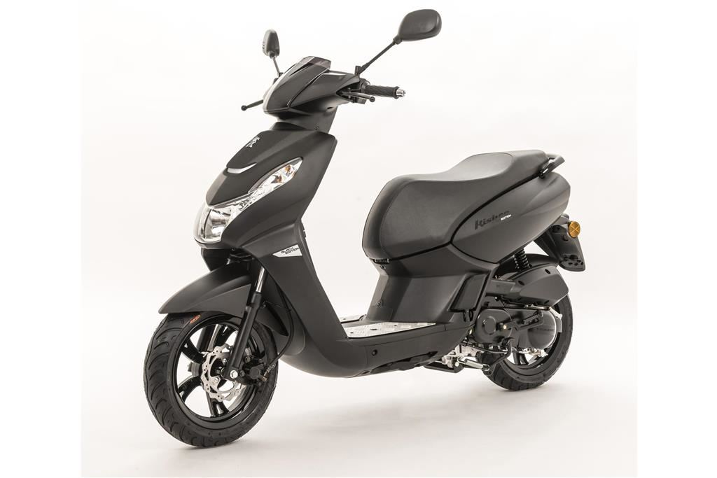 peugeot kisbee 50 2t black edition scooter scooter 2. Black Bedroom Furniture Sets. Home Design Ideas