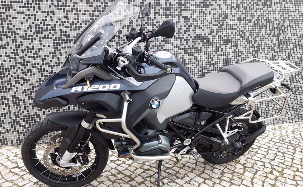 Bmw R Gs 1200 Adventure Moto Usada Pre 231 O 19 750